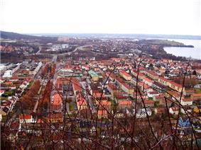 View over Huskvarna