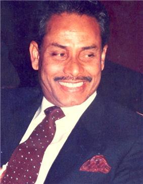 Lieutenant General Hussain Mohammad Ershad