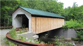 Hutchins Covered Bridge