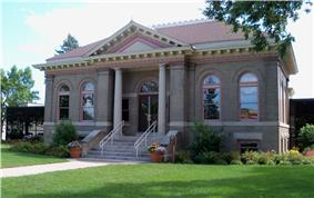 Hutchinson Carnegie Library