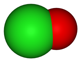 The hypochlorite ion