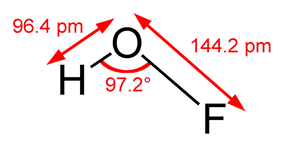 Hypofluorous acid
