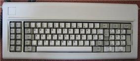 83-key PC/XT keyboard