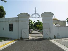 Cementerio Católico San Vicente de Paul