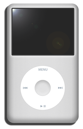 6th generation iPod.