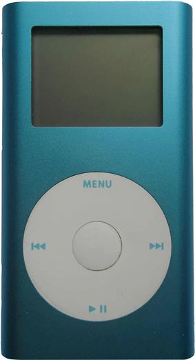 2nd generation iPod Mini.