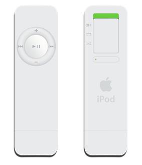 1st generation iPod Shuffle.