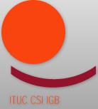 ITUC logo
