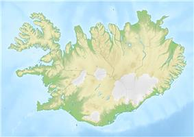 Torfajökull is located in Iceland