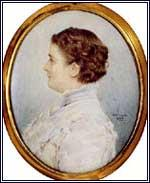 Portrait of Ida McKinley