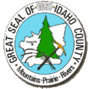 Seal of Idaho County, Idaho