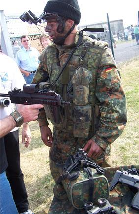 Another IdZ-soldier