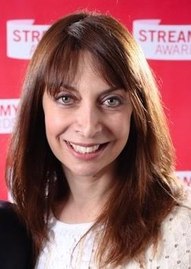 Illeana Douglas at the Streamy Awards in 2009