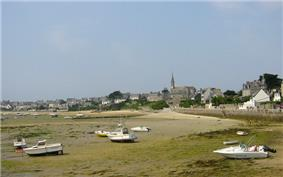 Porz Kernog on Île de Batz