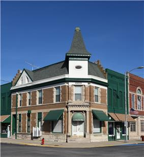 Illinois State Bank Building