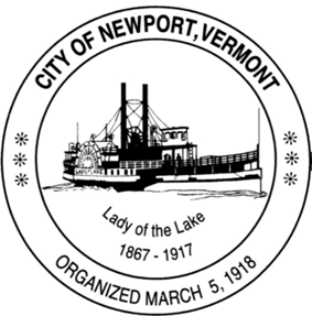 Official seal of Newport, Vermont
