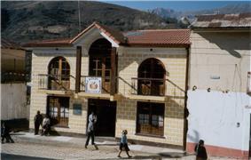 Local government of Ayopaya