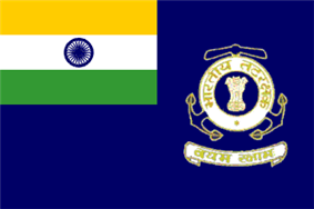 Indian Coast Guard Seal