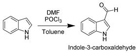 The Vilsmeyer-Haack formylation of indole