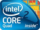 Core 2 Quad logo as of 2009