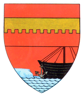 Coat of arms of Județul Cahul