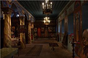 Interior of Dorminion of the Theotokos Church.jpg