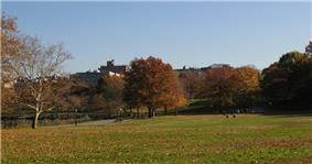 Inwood, viewed from Inwood Hill Park