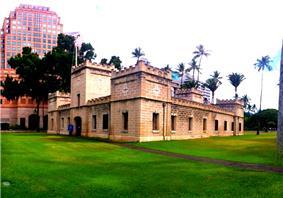 castle-like building