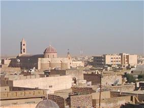 A view of Bakhdida