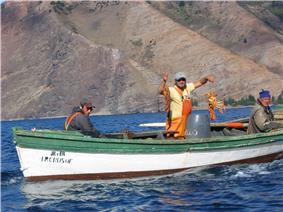 Isla Juan Fernandez- Langostas (Lobsters).jpg