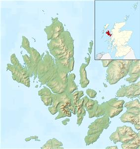Soay is located in Isle of Skye