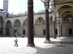 Istanbul - Süleymaniye camii - Foto G. Dall'Orto 26-5-2006 - 14.jpg