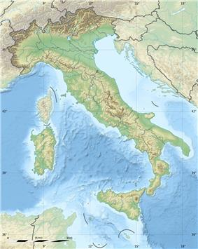 Monte Conero is located in Italy