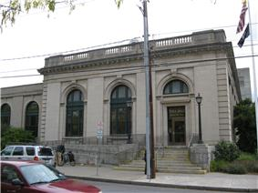 US Post Office-Ithaca