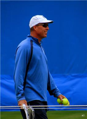 Lendl was the points leader
