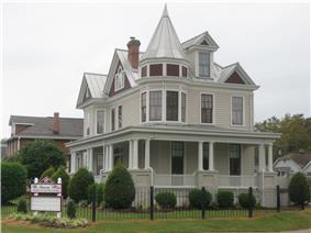 J. Thomas Newsome House