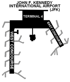 JFK International Airport terminal 4.png