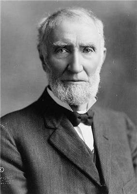 Speaker of the House Joseph Gurney Cannon