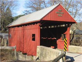 Jackson's Mill Covered Bridge