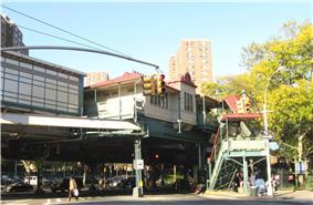 Jackson Avenue Subway Station (IRT)