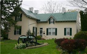 Stonewall Jackson's Headquarters