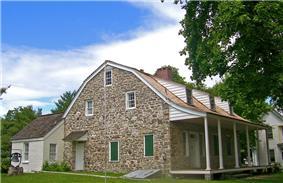 Jacob T. Walden Stone House
