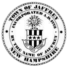 Official seal of Jaffrey, New Hampshire