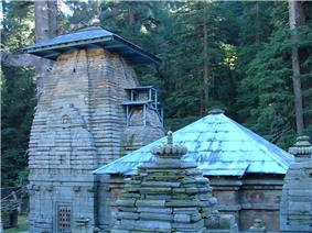 Historical temples at Jageshwar
