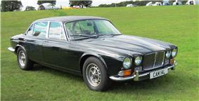 1972 Jaguar XJ12.
