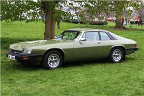 1978 Jaguar XJS.