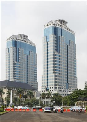 Bank Indonesia headquarters
