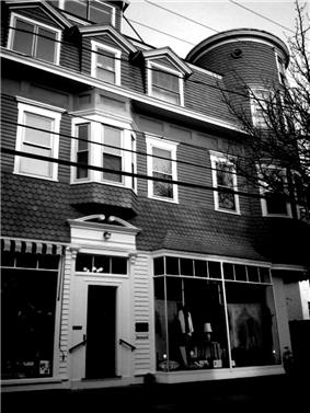 James Merrill House