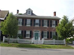 James Sanders House