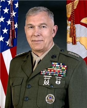 color photograph of James T. Conway